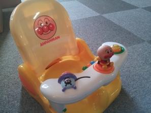 浴室用ベビーチェア  男女大浴場で利用出来ます