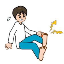 【入浴】 「痛風」の入浴法 ~激痛時は入浴厳禁~