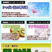 「3月イベント風呂」更新しました!